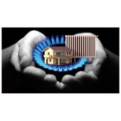 Νέο πρόγραμμα επιδότησης έως και 3.000 ευρώ για εγκατάσταση φυσικού αερίου